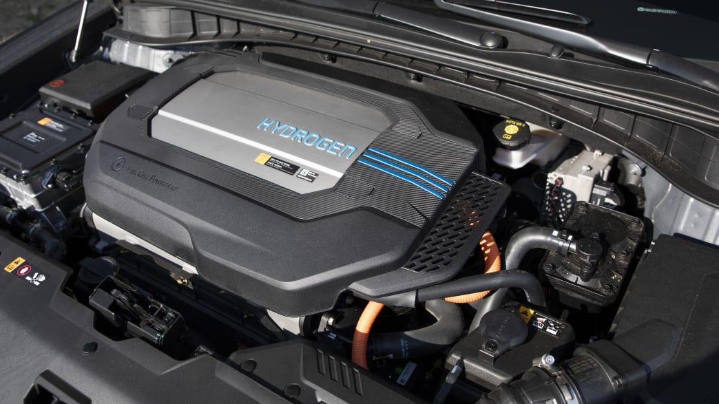 Hyundai Nexo Motor