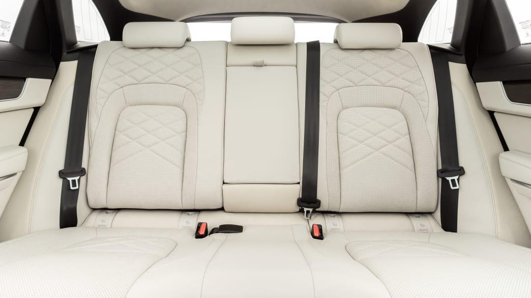 Sitze vom Jaguar F-Pace
