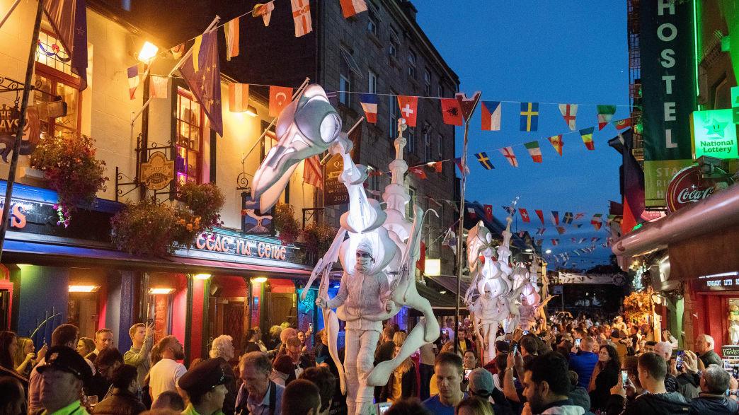 Arts Festival in der Kulturhauptstadt GalwayvisitRijeka.hr