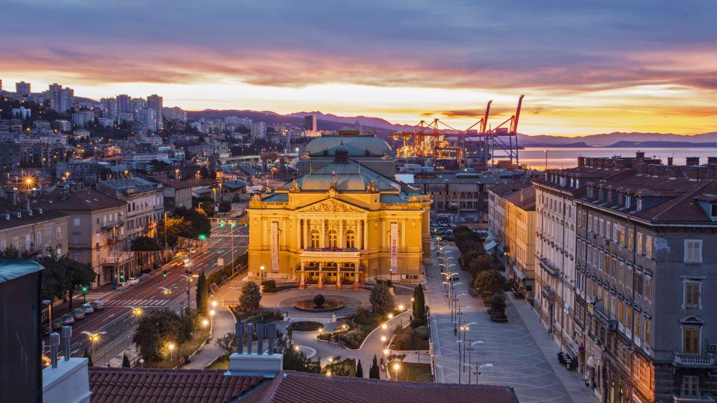 Theater in der Kulturhauptstadt Rijeka