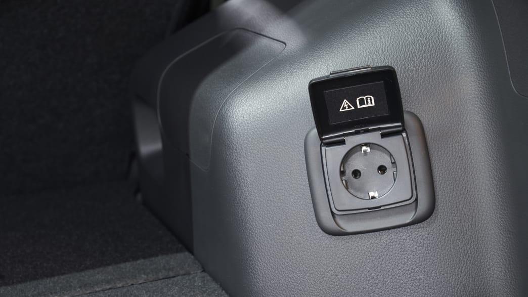 Der Plug in Hybrid von Mitsubishi Eclipse Cross