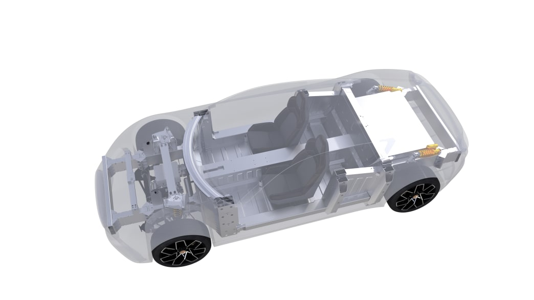 Piëch Auto Mark Zero 2019