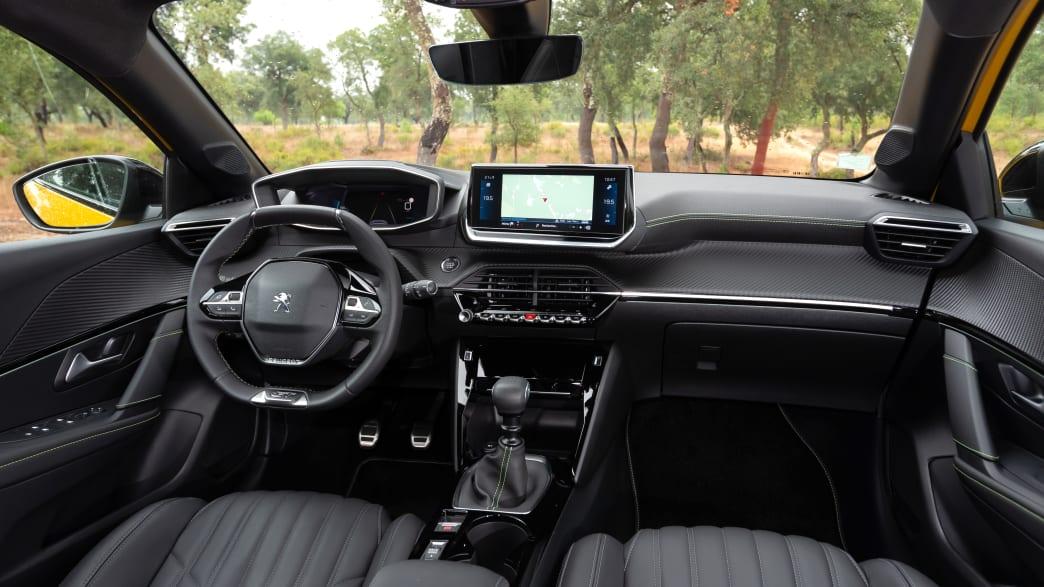 Cockpit Peugeot 208