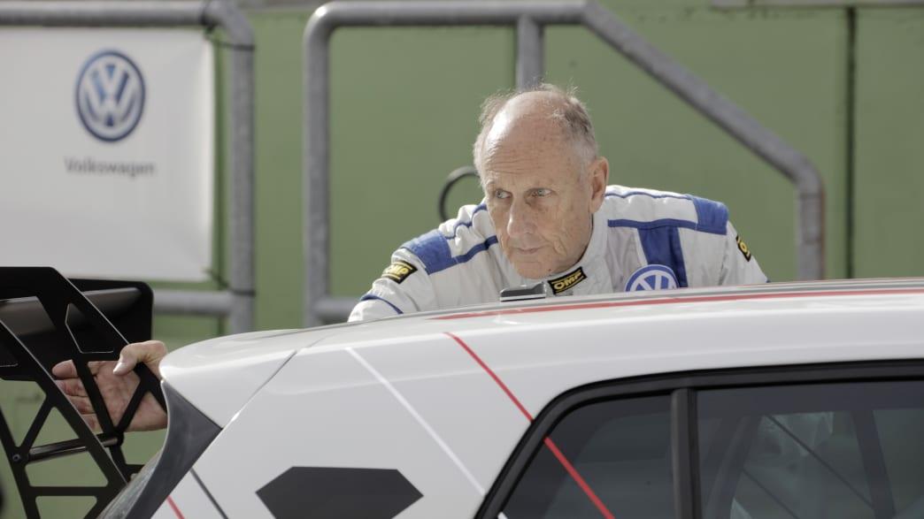 Hans-Joachim Stuck GTI Markenbotschafter