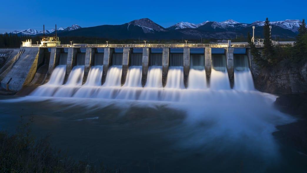 Alternative Energiegewinnung durch Wasserkraft