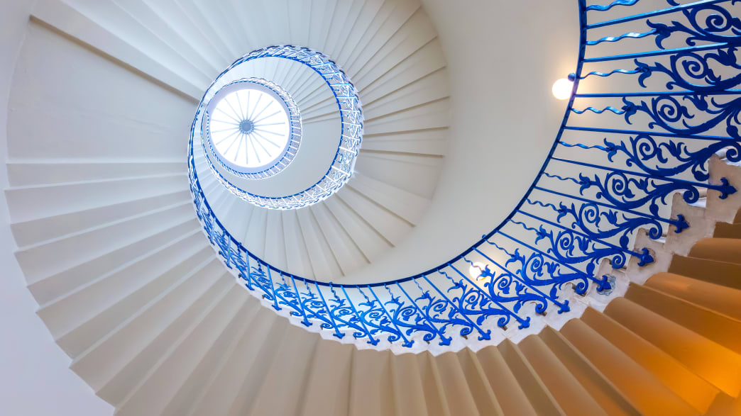 Tulip Stairs in Greenwich