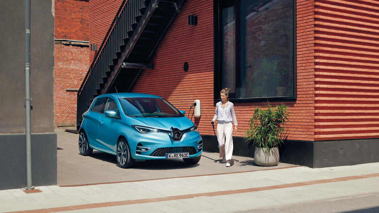 E-Leasing Angebot Renault Zoe
