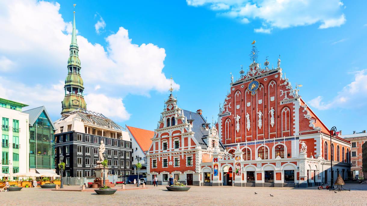 ADAC Reisen Riga