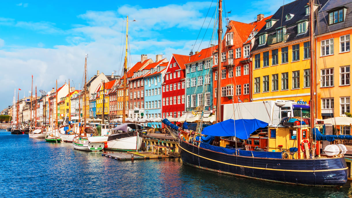 ADAC Reisen Kopenhagen