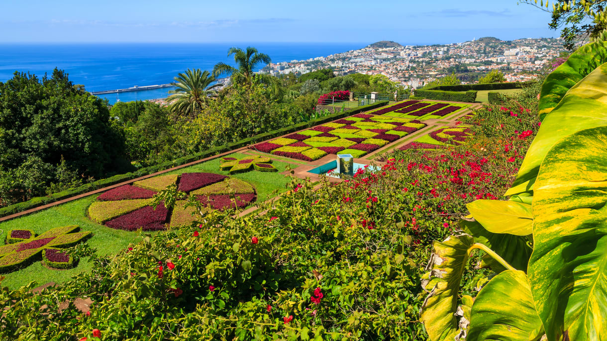 ADAC Reisen Madeira