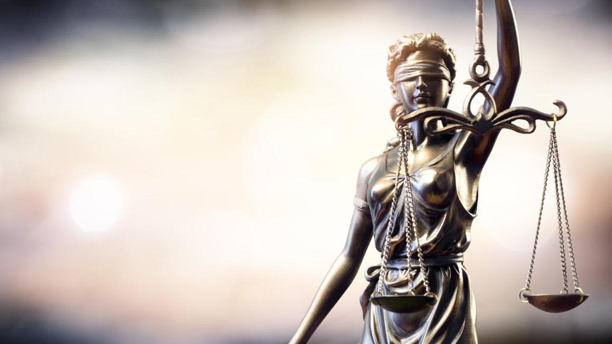 Justizia-Figur
