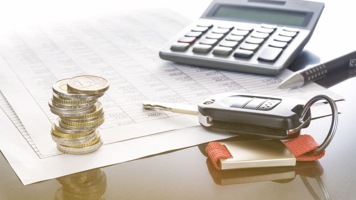 Ausrechnen der KFZ-Steuern