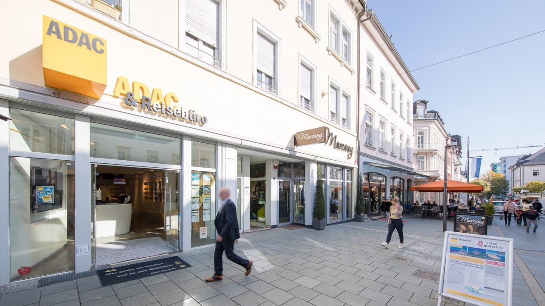 ADAC Geschäftsstelle & Reisebüro Bad Homburg