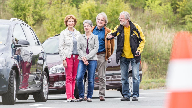 ADAC Hessen Thüringen Seniorentrainings