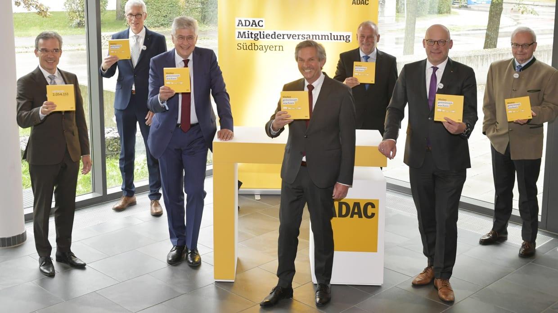 Vorstandschaft ADAC Südbayern