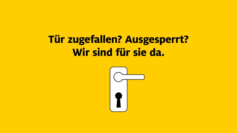 Schlüsselnotdienst, Schlüssel vergessen, Tür zugefallen, Schloss defekt, Schlüssel abgebrochen