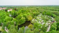 """Der Campingplatz """"Spreewald-Natur-Camping Am Schlosspark"""" gehört zu den 10 beliebtesten Campingplätzen in Brandenburg"""