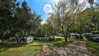 """Der Campingplatz """"Blütencamping Riegelspitze"""" gehört zu den 10 beliebtesten Campingplätzen in Brandenburg"""