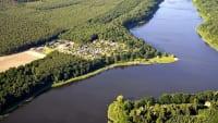 """Der Campingplatz """"Campingpark Buntspecht """" gehört zu den 10 beliebtesten Campingplätzen in Brandenburg"""