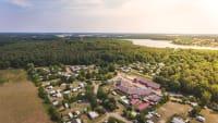 """Der Campingplatz """"Eurocamp Spreewaldtor"""" gehört zu den 10 beliebtesten Campingplätzen in Brandenburg"""