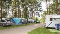 """Der Campingplatz """"Familienpark Senftenberger See"""" gehört zu den 10 beliebtesten Campingplätzen in Brandenburg"""