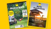 ndlich ist der Sommer da, die neue ADAC MotorWelt inkl. unseres Regionalmagazins mit spannenden Geschichten aus Berlin & Brandenburg übrigens auch!