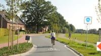Bocholt im westlichen Münsterland ist bekannt für seine gute Radinfrastruktur