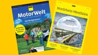 Die ADAC Motorwelt im Herbst mit NRW-Regionalmagazin