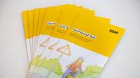 ADAC Brochüre: Das Fahrrad-Heft