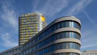 Der Neubau der ADAC Zentrale in München