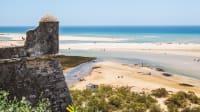 Die Algarve ist ein gutes Reiseziel im Juli 2020 nach Corona