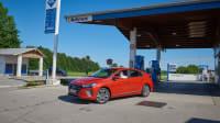 Der Hyundai Ioniq als Hybrid-Auto im Vergleichstest der alternativen Antriebe