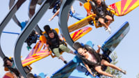 Sky Fly im Holiday Park in Speyer