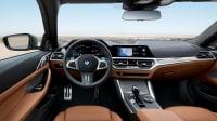 Cockpit des BMW 4er Coupe
