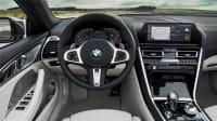 BMW 8er Cabrio Cockpit