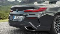 BMW 8er Cabrio Heck