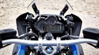 Display der BMW R 1200 GS