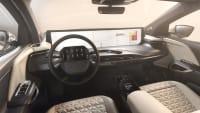 Cockpit des Byton M-Byte