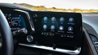 Chevrolet Corvette Display