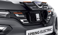 Ladebuchse des Dacia Spring Electric
