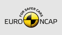Positives Euro NCAP Logo in 3D