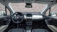 Cockpit eines Fiat 500 X