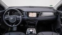 Cockpit eines Kia Ceed E-Niro
