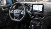 Das Cockpit vom Ford Puma