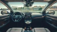 Cockpit des Honda CR-V