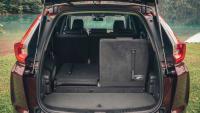 Kofferraum des Honda CR-V