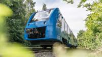der Coradia iLint von Alstom