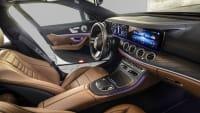 Mercedes E-Klasse T-Modell Armaturenbrett