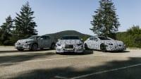 der Mercedes EQS in der Übersicht