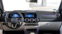 Mercedes GLA Cockpit
